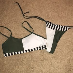 Fashion Nova Swimsuit set